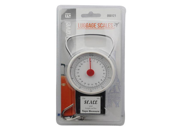Travel Luggage Scale - Grocery Deals