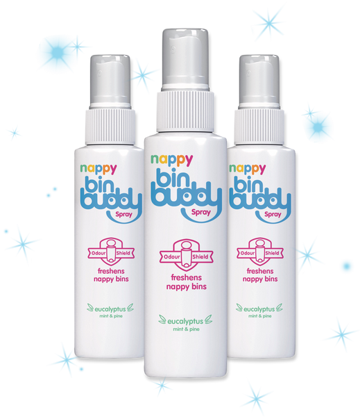 Nappy Bin Buddy Spray - Grocery Deals