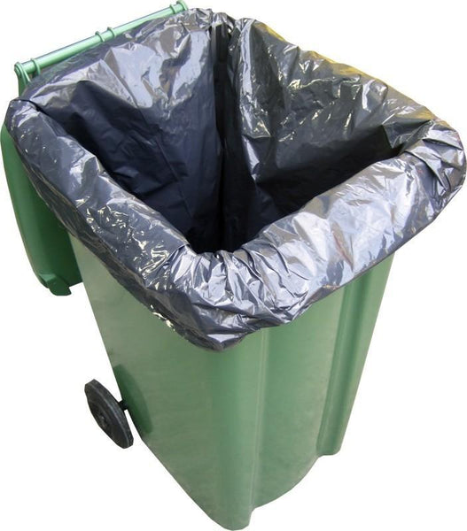 Wheelie Bin Liners 4 Pack - Grocery Deals