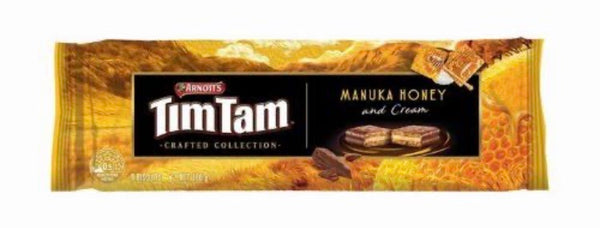 Arnott's Tim Tam Manuka honey & cream