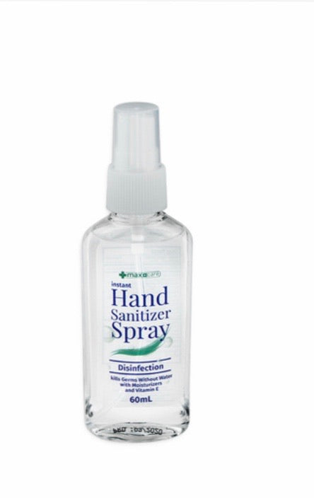 Hand Sanitizer Spray - Grocery Deals