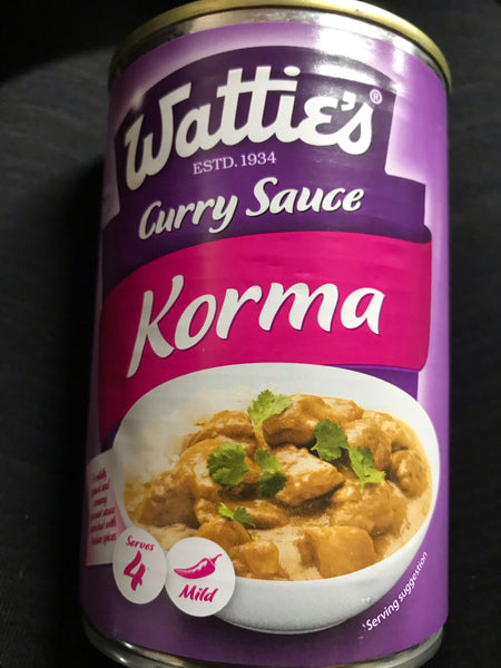 Watties Korma Curry Sauce