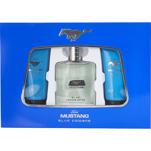 FORD MUSTANG BLUE COLOGNE - Grocery Deals