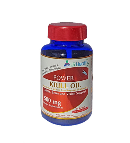 Power Krill oil