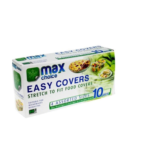 Max Choice Easy Covers