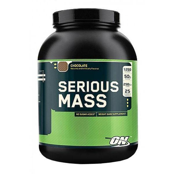 OPTIMUM NUTRITION SERIOUS MASS 6lbs - Grocery Deals