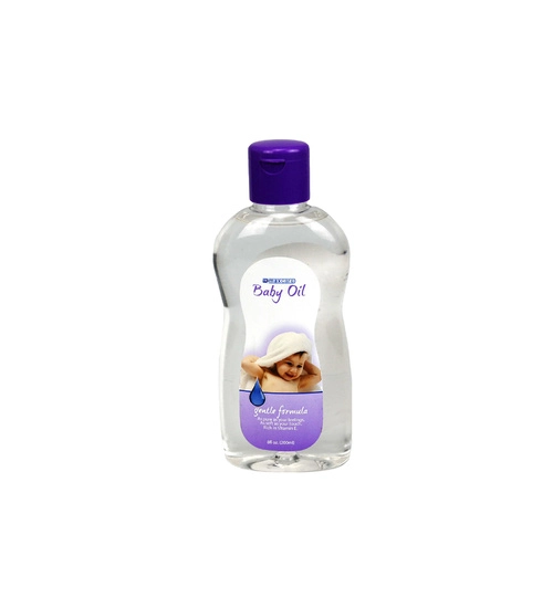 MAXCARE Baby Oil Scented 200ml - Grocery Deals