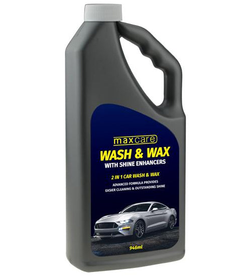 CAR WASH AND WAX CLEANER