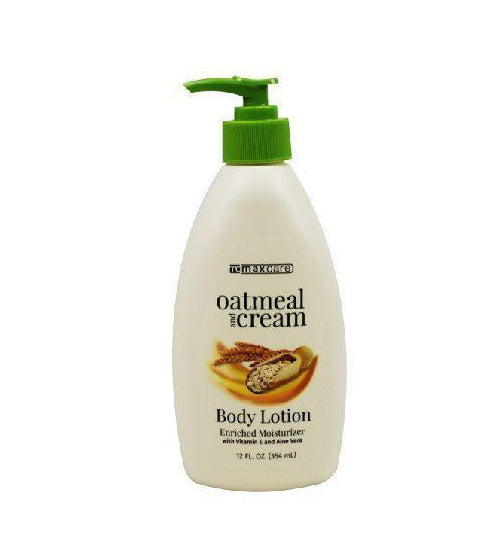 Oatmeal Moisturizing Lotion w/Pump 354ml - Grocery Deals
