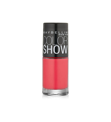 MAYBELLINE Maybelline Color Show Nail Polish, 200, Pink Shock