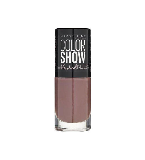 Maybelline Color Show Nail Polish - 448 Nod Mauve - Grocery Deals