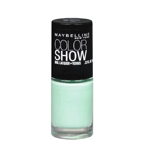 Maybelline Color Show Nail Polish - 214 Green with Envy