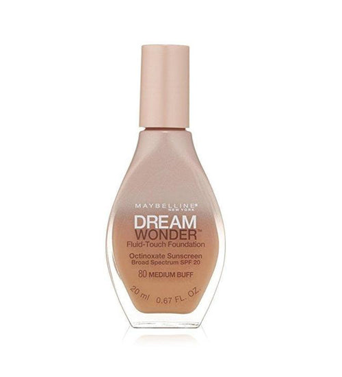 Maybelline Dream Wonder Fluid-Touch Foundation #80 Medium Buff