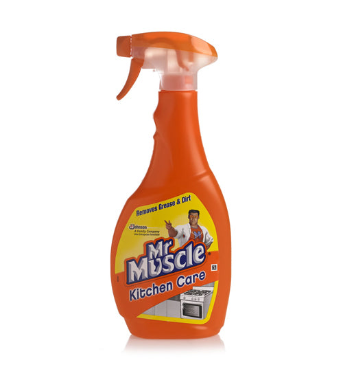 Mr Muscle Kitchen Care