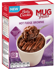 Betty Crocker Mug Treats, Hot Fudge Brownie - Grocery Deals