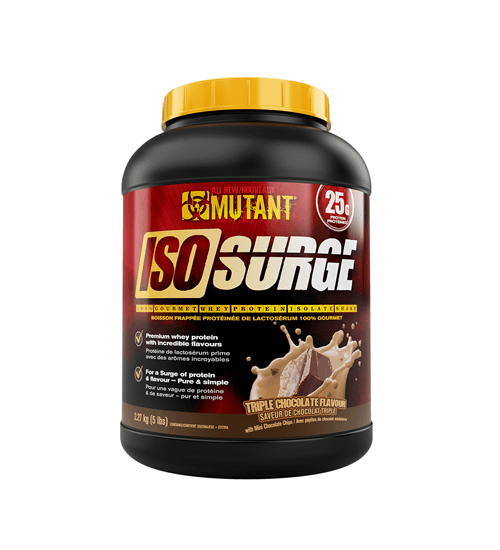 Mutant Iso Surge Protein 5lb - Grocery Deals