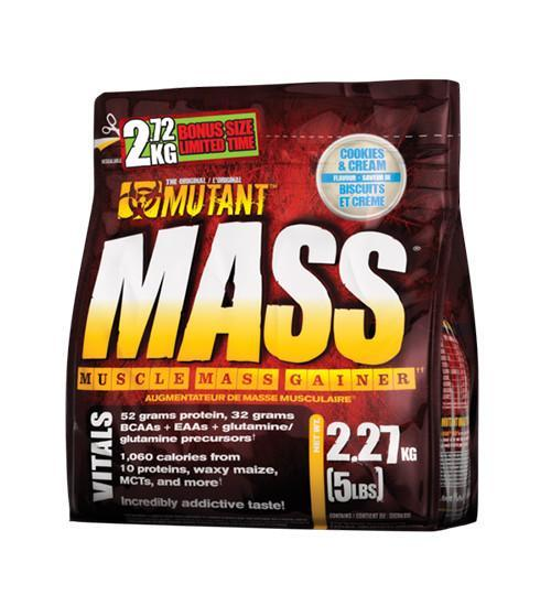MUTANT MASS 5Lb + Shaker - Grocery Deals