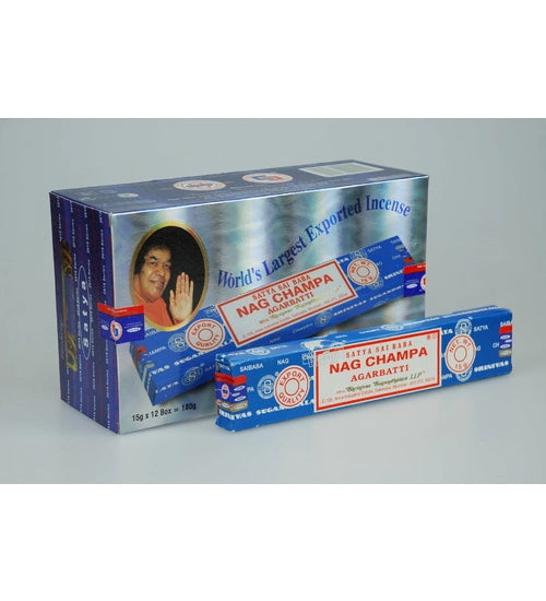 Nagchampa Incense Sticks 15gms - Grocery Deals