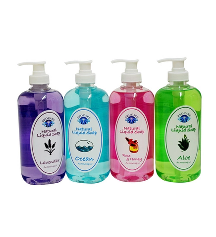 Natural Liquid Soap 500ml