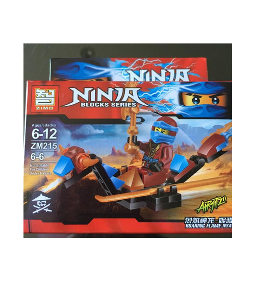Ninjago Blocks Series