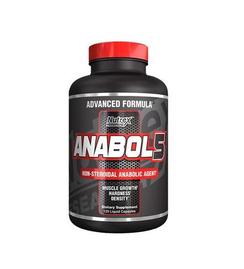 NUTREX ANABOL-5 BLACK - Grocery Deals