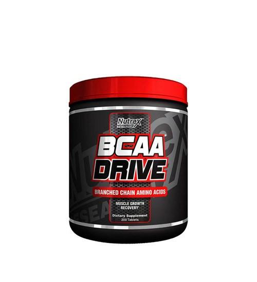 NUTREX BCAA DRIVE BLACK- 200 tabs - Grocery Deals
