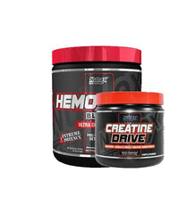 NUTREX HEMO RAGE BLACK + CREATINE DRIVE - Grocery Deals