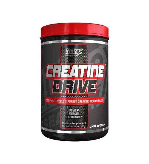 Nutrex Creatine Drive 300gms - Grocery Deals