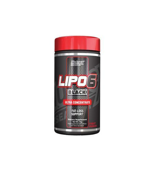 Nutrex Lipo-6 Black Fat Loss Powder - Grocery Deals