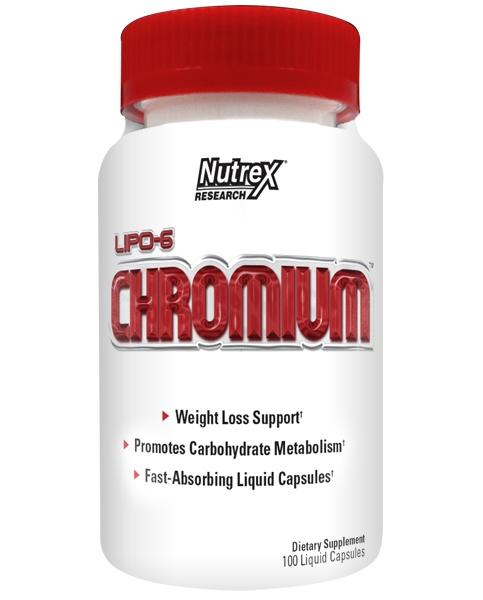 Nutrex Lipo 6 Chromium - Grocery Deals