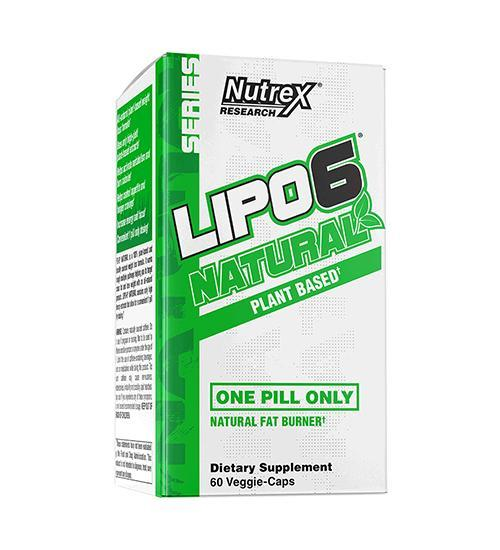 NUTREX LIPO-6 NATURAL - Grocery Deals