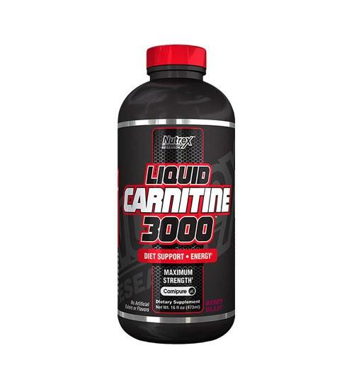 NUTREX LIQUID CARNITINE 3000 - Grocery Deals
