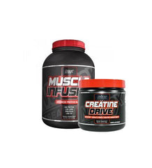 Nutrex Muscle Infusion 5Lb + Creatine 150g - Grocery Deals