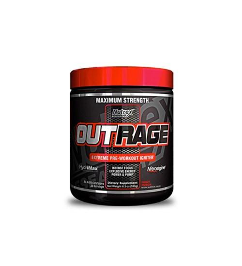 NUTREX OUTRAGE PRE-WORKOUT - Grocery Deals