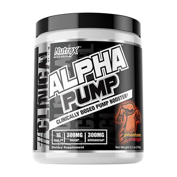 NUTREX ALPHA PUMP - Grocery Deals