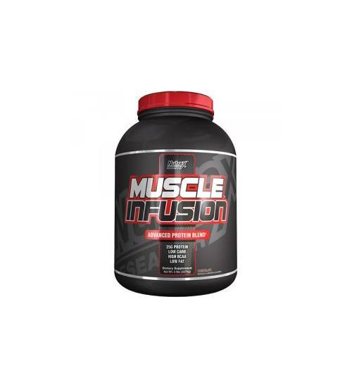 Nutrex Stack - Muscle InFusion - Carnitine - OutRage - Lipo6 Black - Grocery Deals