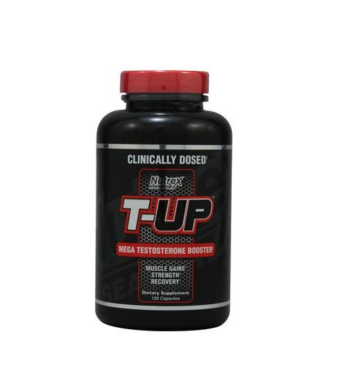 NUTREX T-UP MEGA TESTOSTERONE BOOSTER - Grocery Deals