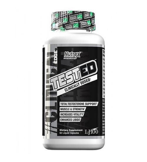 Nutrex Tested Total Testosterone Support - Grocery Deals