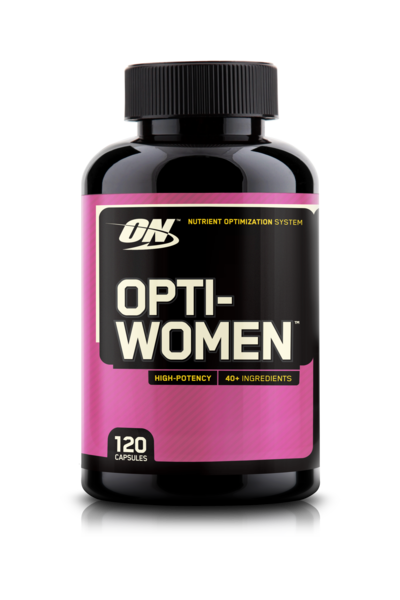 OPTIMUM NUTRITION OPTI-WOMEN - Grocery Deals