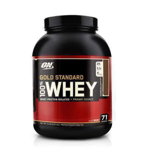 OPTIMUM NUTRITION 100% WHEY 5lb - Grocery Deals
