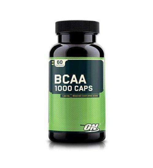 OPTIMUM NUTRITION BCAA CAPS 400 Caps - Grocery Deals