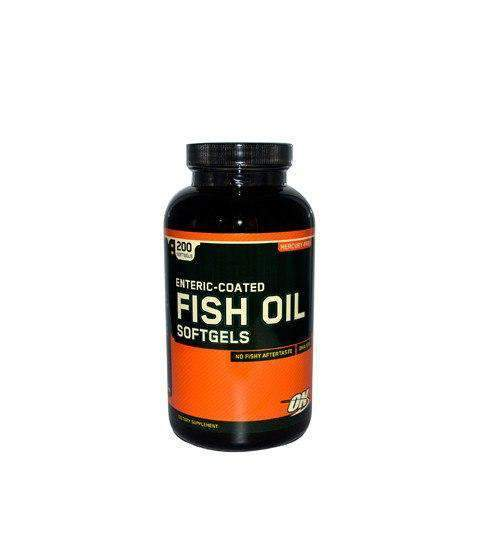 Optimum Nutrition Fish Oil 100 Caps - Grocery Deals
