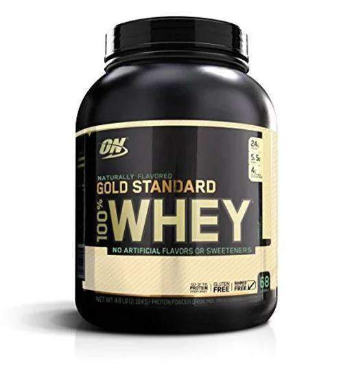 OPTIMUM NUTRITION GOLD STANDARD 100% NATURAL WHEY 5lb - Grocery Deals