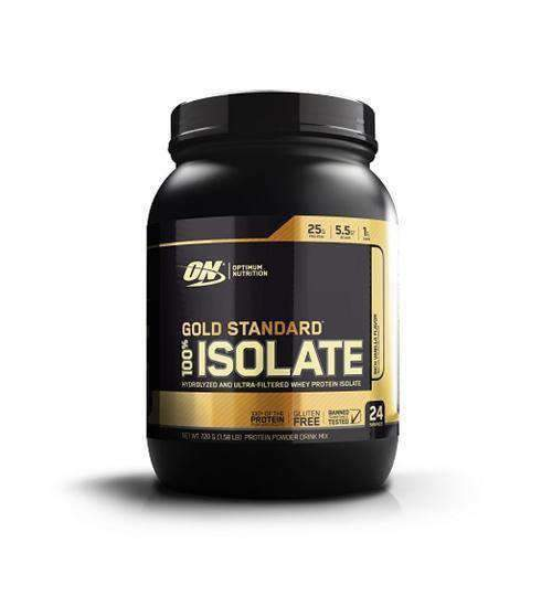 Optimum Nutrition Gold Standard 100% Whey Isolate 1.6Lb - Grocery Deals