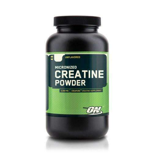 OPTIMUM NUTRITION MICRONISED CREATINE POWDER 300g - Grocery Deals
