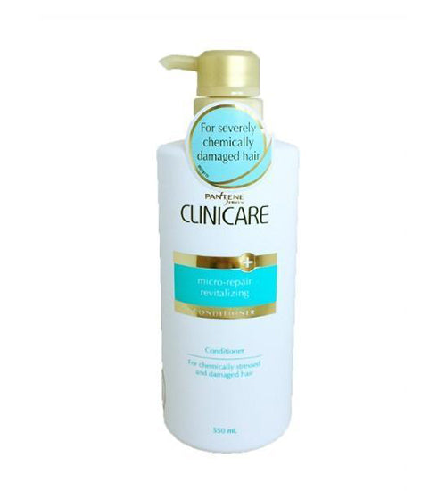 Pantene Clinicare Micro-Repair Shampoo 550ml