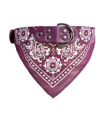Fashion Bandana Collar Small Dogs Spring Summer Fall - Grocery Deals