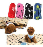 Dog Fleece Blanket 70 x 100cm - Grocery Deals