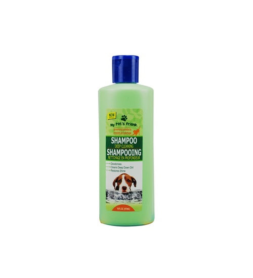 My Pet's Friend Deep Clean Dog Shampoo