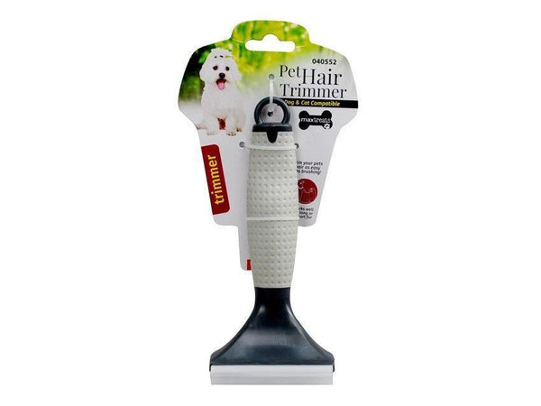 Pet Hair Trimmer Comb - Grocery Deals